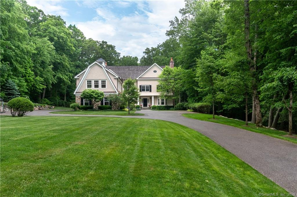 54 Bridle Path Lane, New Canaan, Connecticut