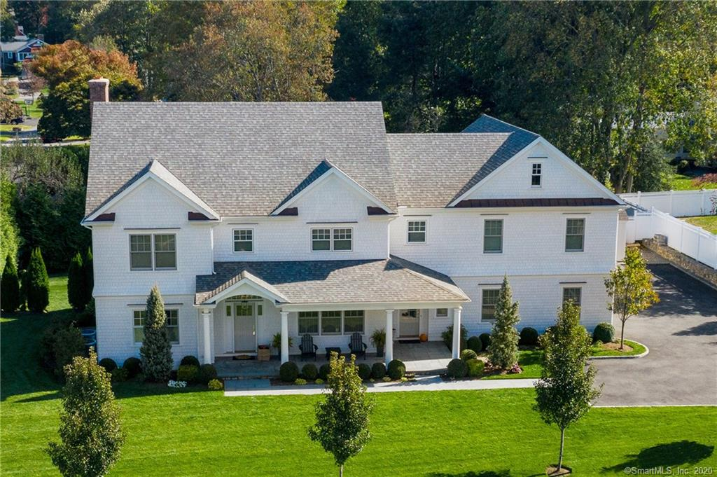 140 Orchard Drive, New Canaan, Connecticut
