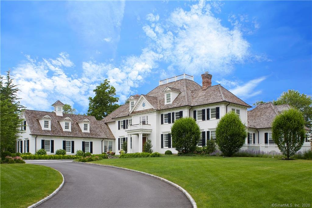 585 Weed Street, New Canaan, Connecticut