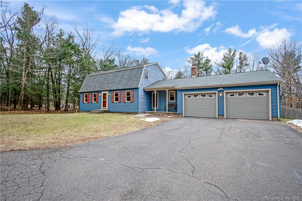 42 Dockerel Road, Tolland, Connecticut
