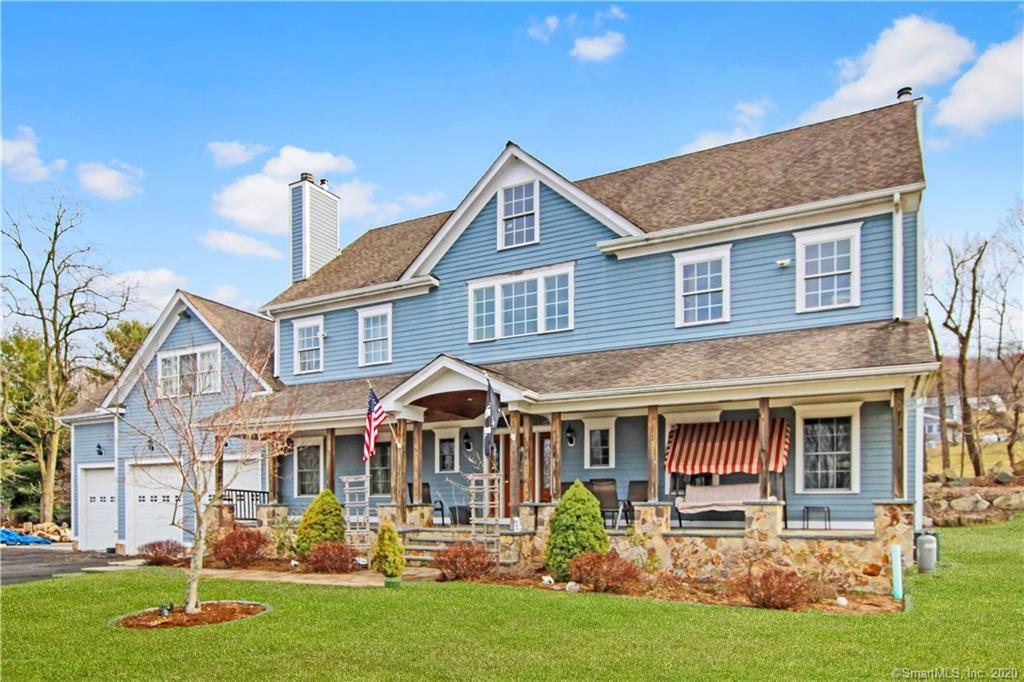 2a Spruce Mountain Road, Danbury, Connecticut 4 Bedroom as one of Homes & Land Real Estate
