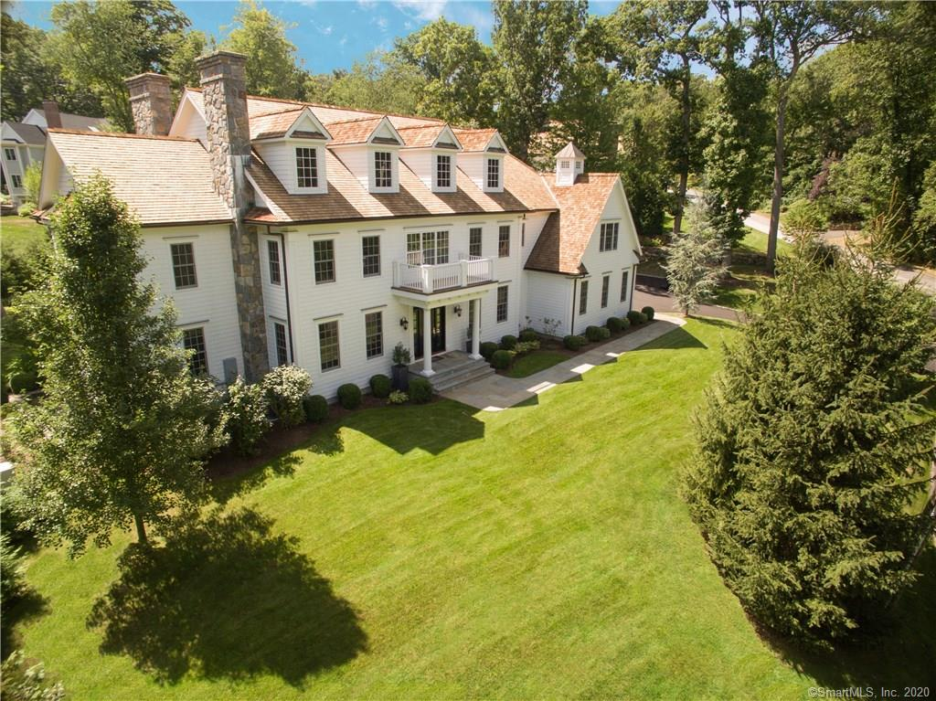 194 Spring Water Lane, New Canaan, Connecticut
