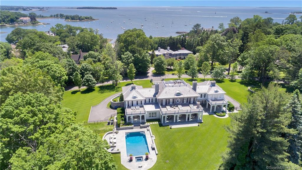135 Field Point Circle, one of homes for sale in Greenwich