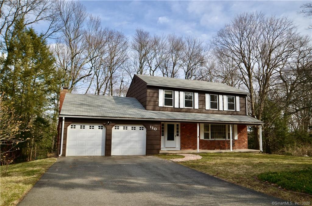 One of Cheshire 4 Bedroom Homes for Sale at 110 Brentwood Drive