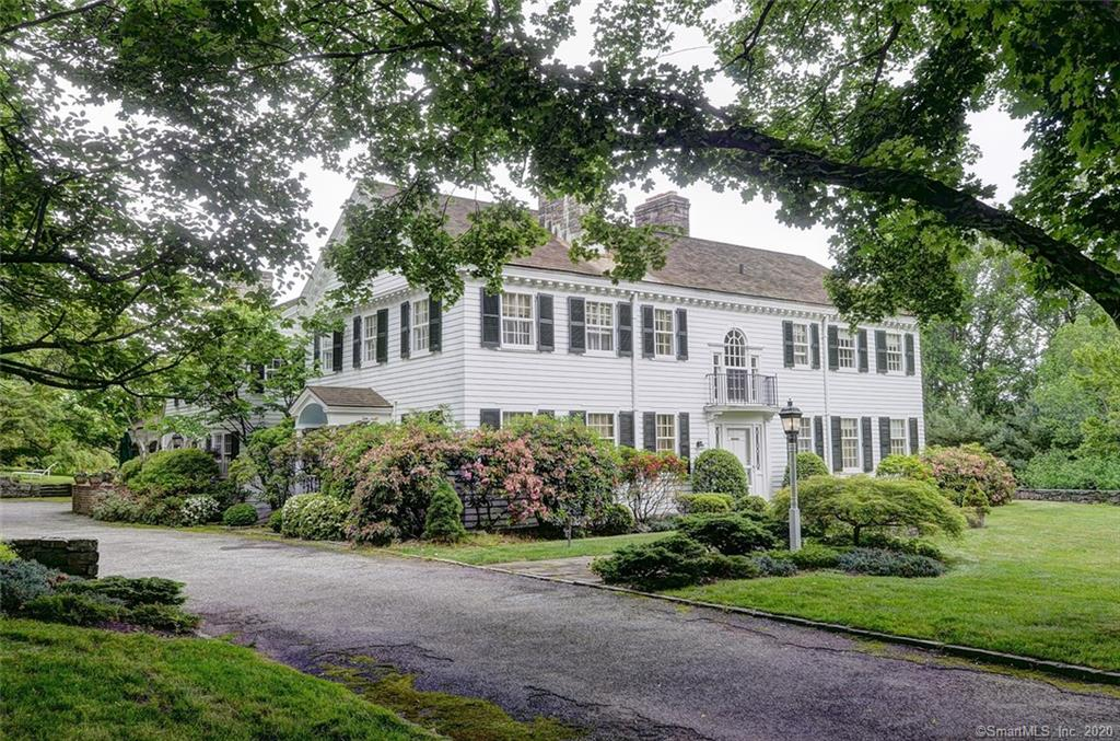 96 Woods End Road, one of homes for sale in New Canaan