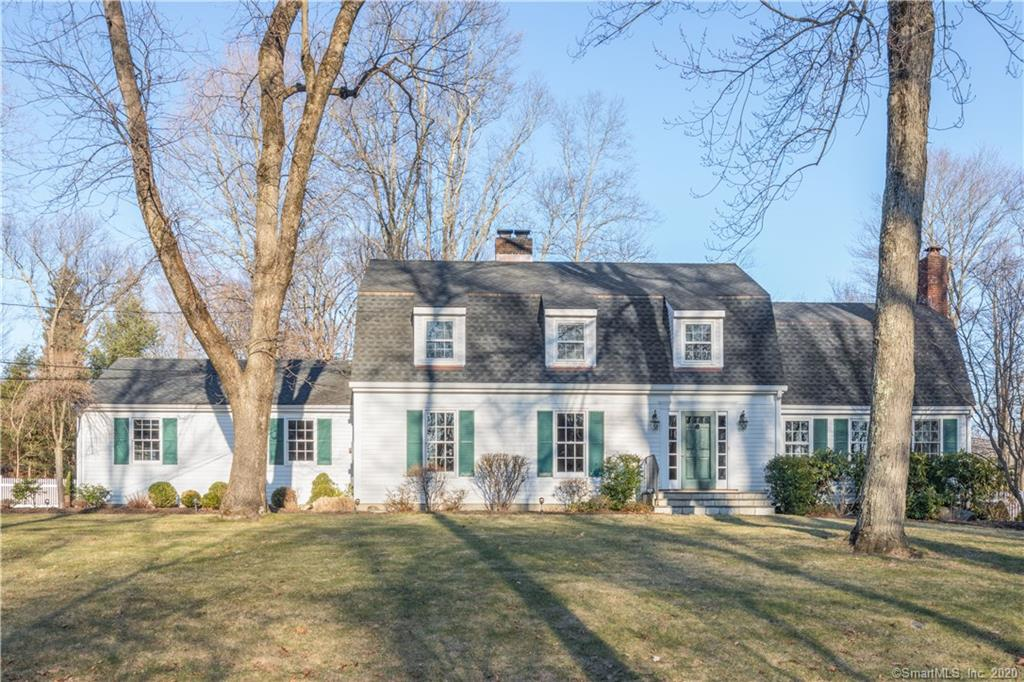 20 Country Club Road, New Canaan, Connecticut