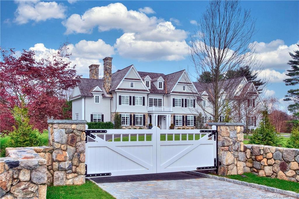 56 Winfield Lane, New Canaan, Connecticut