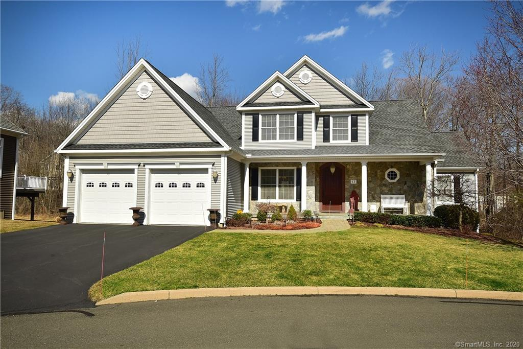 17 Hearthstone Lane, one of homes for sale in Farmington
