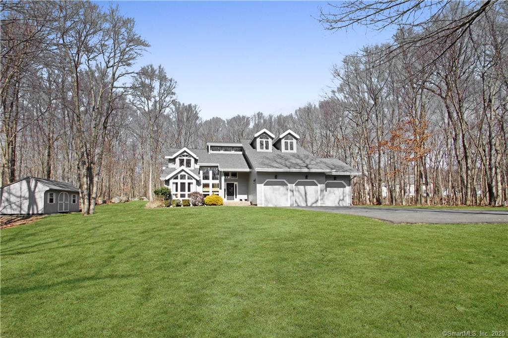 66 Ryan Road, one of homes for sale in Tolland