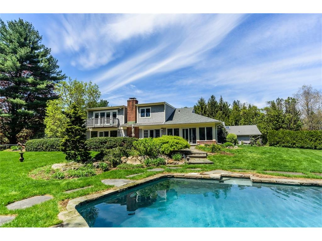 Photo of 91 Old Hyde Road  Weston  CT