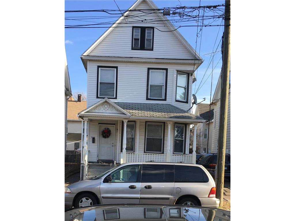 Photo of 598 William Street  Bridgeport  CT