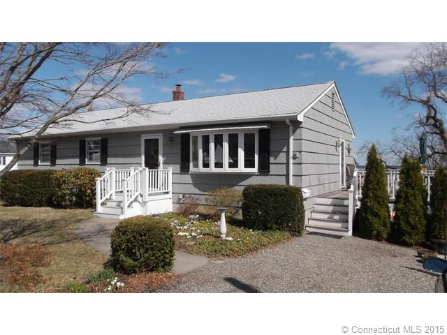 Rental Homes for Rent, ListingId:32988906, location: 35 Summit Ave Milford 06460