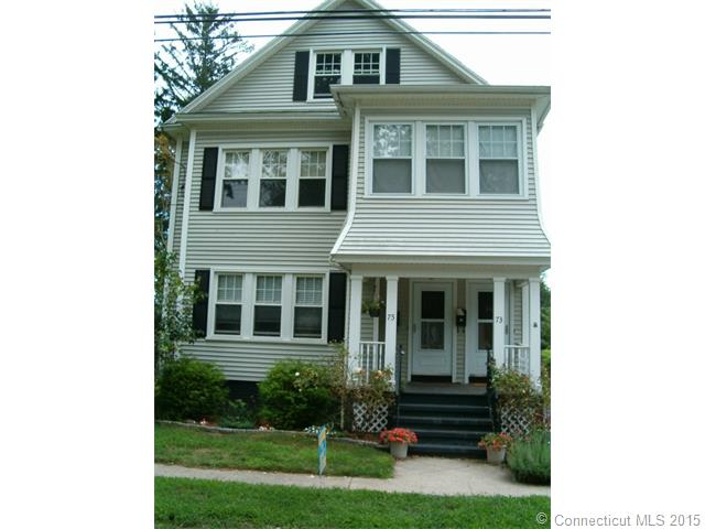 Rental Homes for Rent, ListingId:34507025, location: 75 Parker Pl New Haven 06512