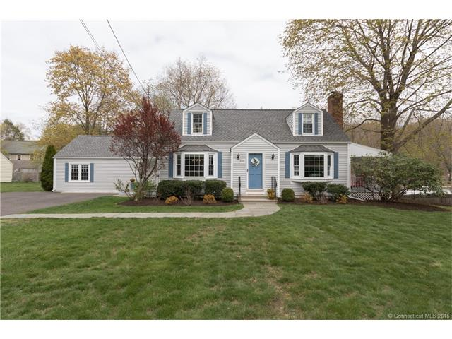 220 Old Black Rock Tpke, Fairfield in Fairfield County, CT 06824 Home for Sale