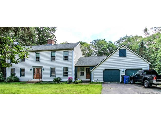Photo of 76 Susan Drive  Tolland  CT