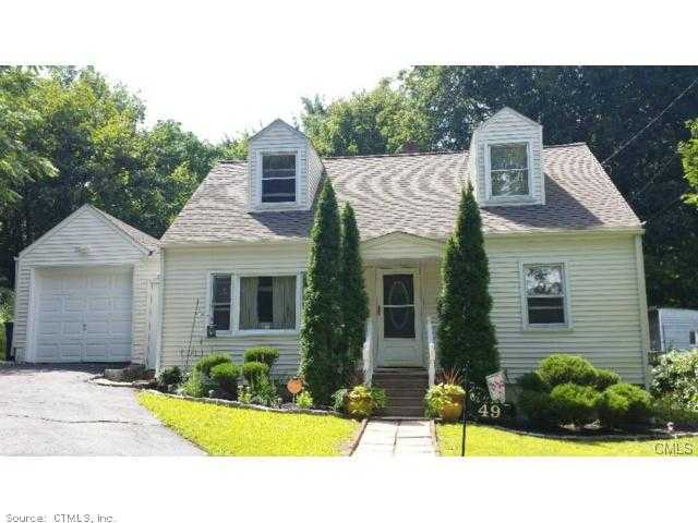 Rental Homes for Rent, ListingId:29968162, location: 49 BEVERLY DR Bridgeport 06610