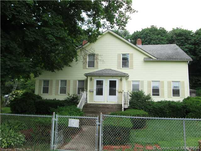 Rental Homes for Rent, ListingId:30930497, location: 29 Community Avenue Plainfield 06374