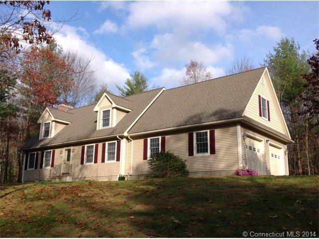 Real Estate for Sale, ListingId: 31590350, Canterbury,CT06331