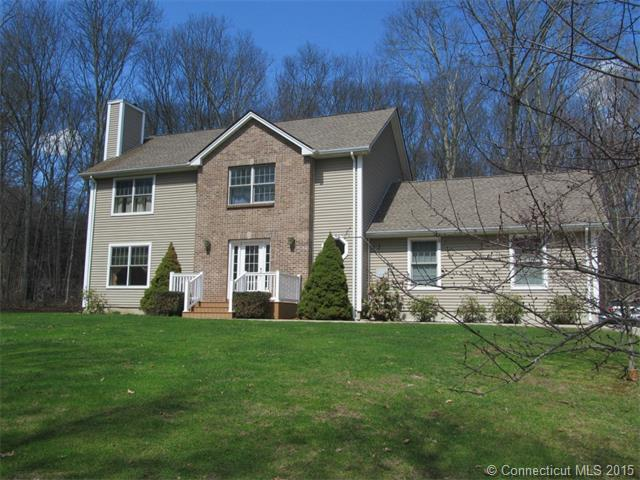 1447 Old Colchester Rd, Oakdale, CT 06370