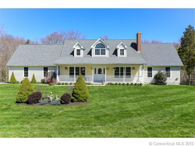 Real Estate for Sale, ListingId: 33214111, Plainfield,CT06374
