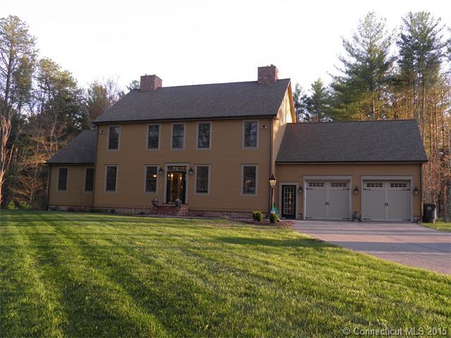 Real Estate for Sale, ListingId: 33210417, Plainfield,CT06374