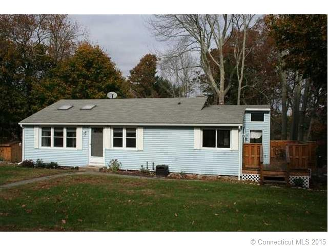Rental Homes for Rent, ListingId:34581091, location: 4 Hill St Ledyard 06339