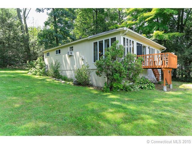 30 Ashford Lake Dr, Ashford, CT 06278