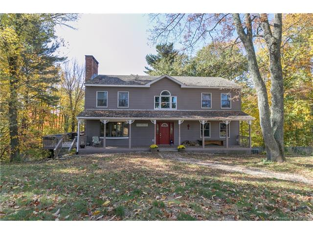 287 Cook Hill Rd, Lebanon, CT 06249