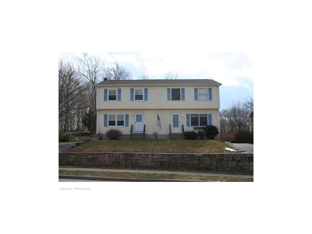Photo of 183 Dartmouth Drive  Groton  CT