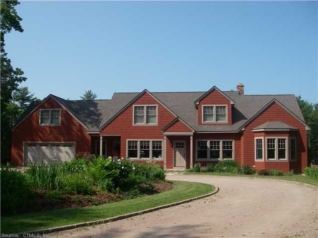 347 Beach Pond Rd, Voluntown, CT 06384