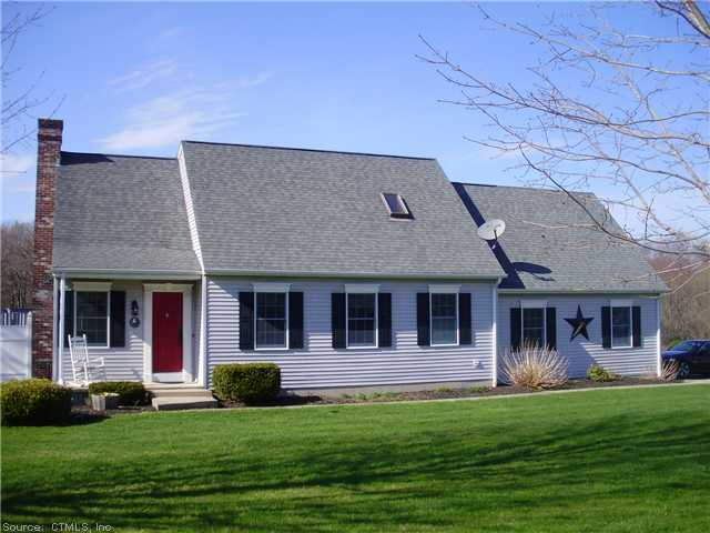 6 Hickory Ln, Brooklyn, CT 06234