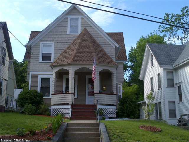 Rental Homes for Rent, ListingId:23453820, location: 42 PERKINS AVENUE Norwich 06360