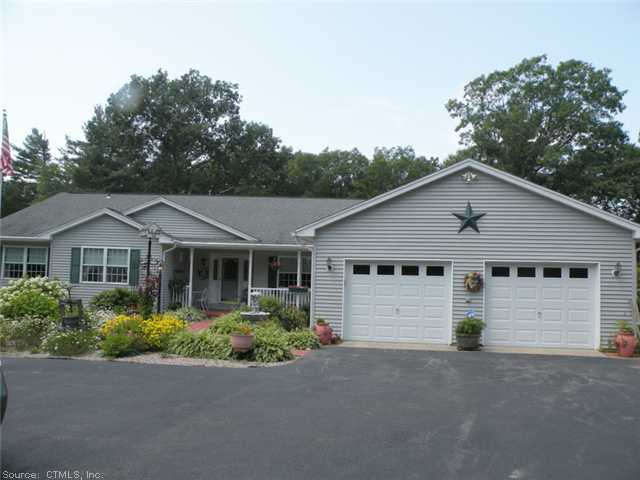 Real Estate for Sale, ListingId: 25510005, Putnam, CT  06260