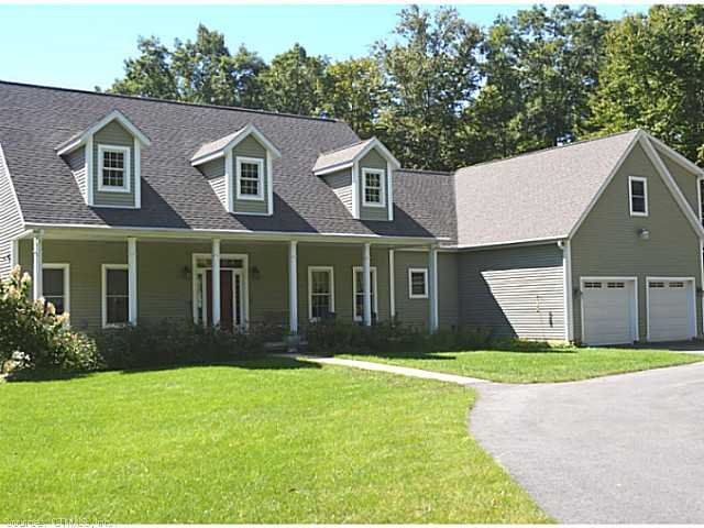 16 Allisons Way, Oakdale, CT 06370
