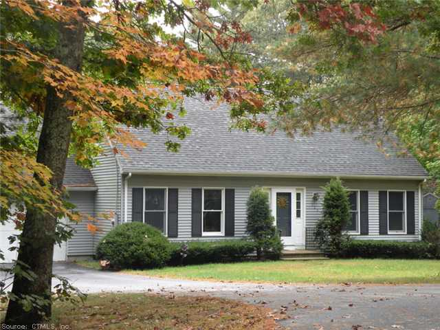 Real Estate for Sale, ListingId: 25518870, Putnam, CT  06260