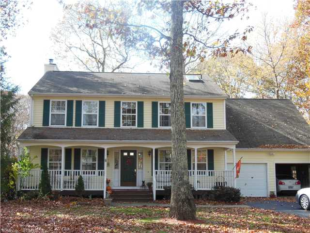 Real Estate for Sale, ListingId: 25737195, Lisbon, CT  06351