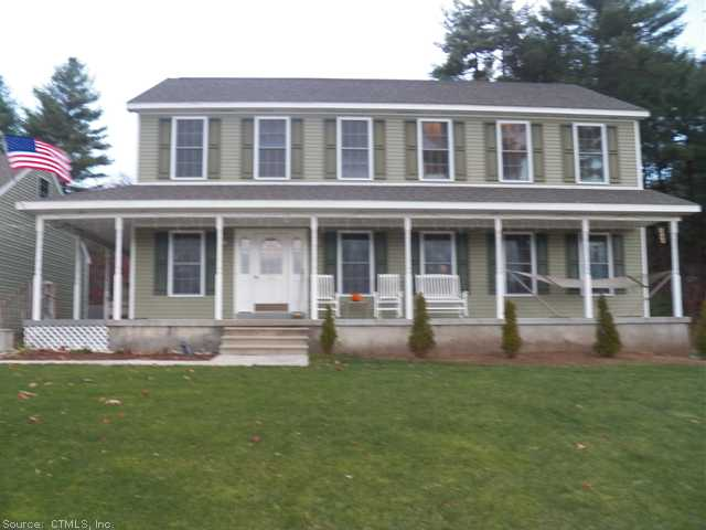Real Estate for Sale, ListingId: 25983241, Thompson, CT  06277