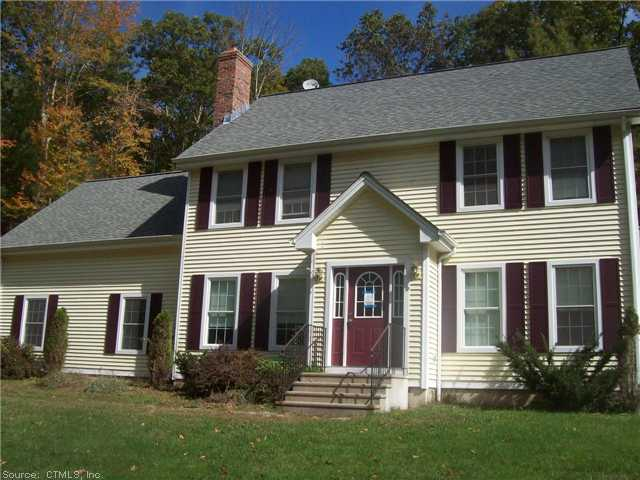 Real Estate for Sale, ListingId: 26057401, Mansfield Center, CT  06250