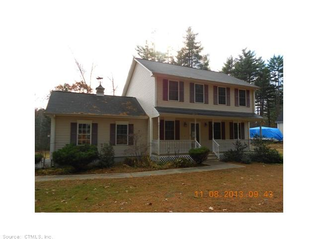 Real Estate for Sale, ListingId: 26071449, Thompson, CT  06277