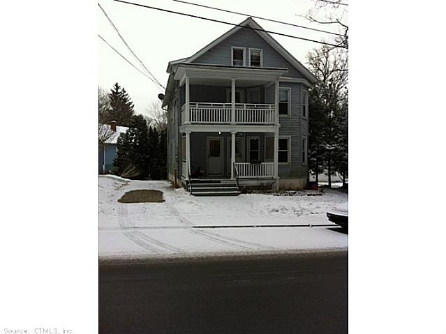 Rental Homes for Rent, ListingId:26644000, location: 131 ROCKWELL ST Norwich 06360