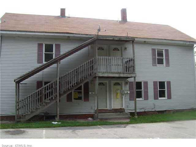 Rental Homes for Rent, ListingId:26964814, location: 43 SHETUCKET AVE. Taftville 06380