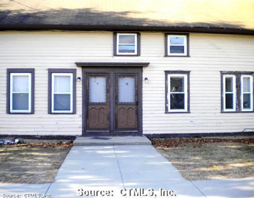 Rental Homes for Rent, ListingId:27054254, location: 17 WALNUT STREET Wauregan 06387