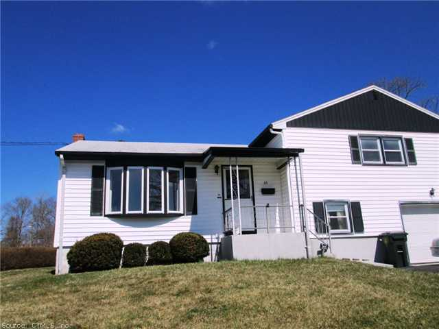 Rental Homes for Rent, ListingId:27487250, location: 63 SANDER ST New London 06320