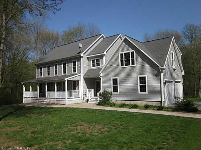 Real Estate for Sale, ListingId: 27874339, Salem,CT06420
