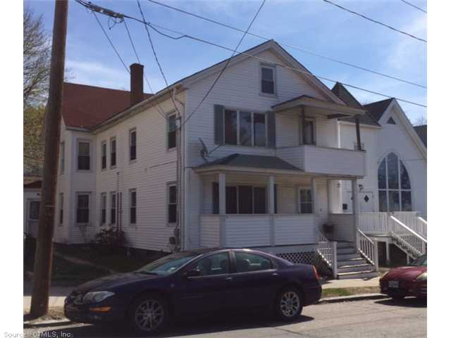Rental Homes for Rent, ListingId:27910177, location: 31 BLACKHALL ST New London 06320