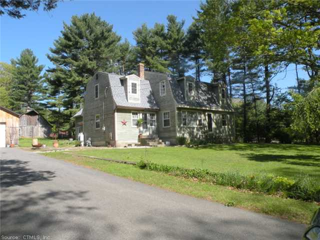 Real Estate for Sale, ListingId: 28089483, Windham, CT  06280