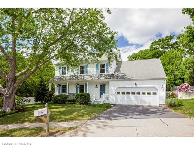 Real Estate for Sale, ListingId: 28313174, Mystic, CT  06355