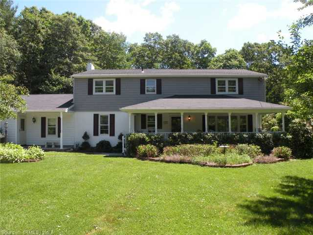 Real Estate for Sale, ListingId: 28632414, Canterbury, CT  06331