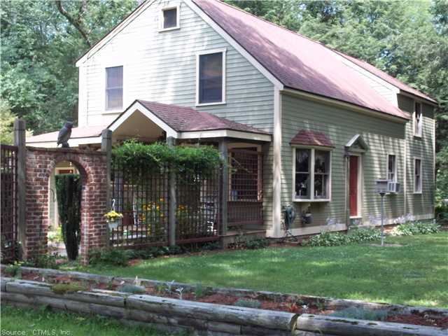Real Estate for Sale, ListingId: 28723970, Canterbury, CT  06331