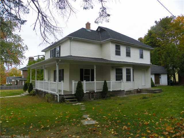 25 Babcock Ave, Plainfield, CT 06374